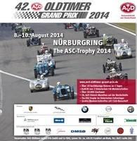 42. AvD Oldtimer Grand Prix 8.-10. August 2014